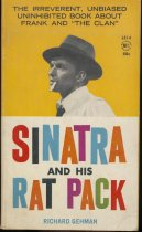 Image of Sinatra and His Rat Pack. - Book