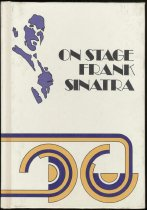 Image of On Stage: Frank Sinatra. - Book