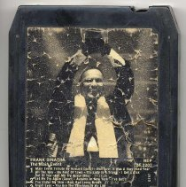 "Image of 8-Track Cartridge, Frank Sinatra : ""The Main Event."" Reprise. L8F 2207. Stereo. - Cartridge, Tape"