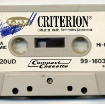 Image of Tape Cassette, Frank Sinatra :  Non commercial recording. Contents not known - Audiocassette