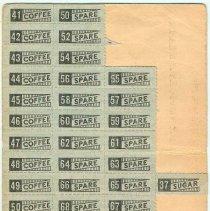 Image of leaf 8 'coffee, spare, sugar'