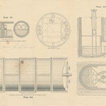 Image of Plates 15, 16, 17-full sheet