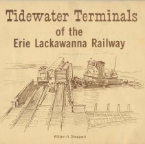 Image of Tidewater Terminals of the Erie Lackawanna Railway. - Pamphlet