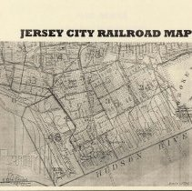 Image of Jersey City Railroad Maps - Book