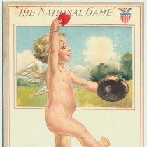 "Image of 1: The National Game; ""You're Out"""