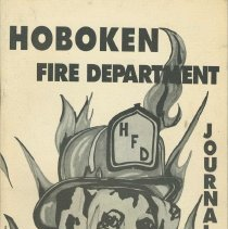 Image of Hoboken Fire Department Journal, 1993. Hoboken, 1993. - Book