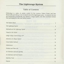 Image of pg iv, table of contents
