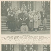Image of pg [25] orchestra; glee clubs