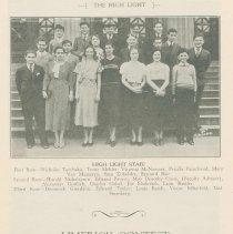 Image of pg 26 High Light staff