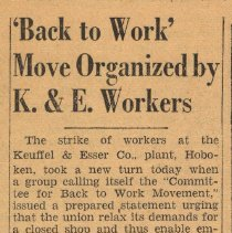 Image of 4: Back to Work Move Organized by K. & E. Workers