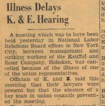 Image of 6: Illness Delays K. & E. Hearing