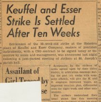Image of 7: Keuffel and Esser Strike Is Settled After Ten Weeks