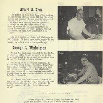Image of pg 11: Albert A. Uraz; Joseph R. Winkelman