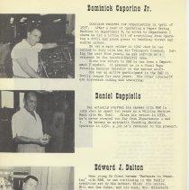 Image of pg 4: Dominick Caporino, Jr.; Daniel Cappiello; Edward J. Dalton