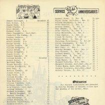 Image of pg 15: birthdays & service anniversaries