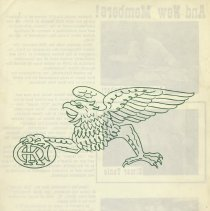 Image of pg [4]: back cover, griffin trademark