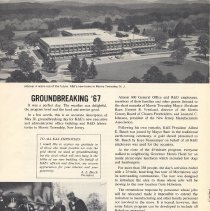 Image of pg 4: article, Groundbreaking '67 (1967)