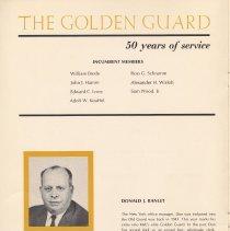 Image of pg [2] Golden Guard incumbent members & new member