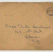 Image of mailing envelope