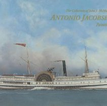 Image of Antonio Jacobsen: Paintings. The Collection of John J. McMullen. - Book