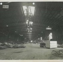 Image of 10. photo interior pier shed