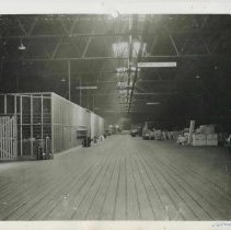 Image of 11. photo interior pier shed