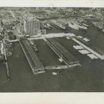Image of 5. aerial piers 14, 15, 16