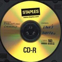 Image of original disk