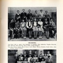 Image of pg 51 orchestra;  11A club