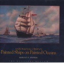 Image of Antonio Jacobsen's Painted Ships on Painted Oceans. - Book
