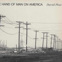 Image of The Hand of Man On America. - Book