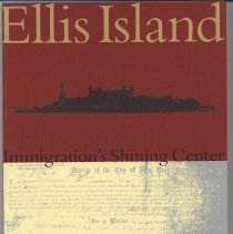 Image of Ellis Island: Immigration's Shining Center. - Book