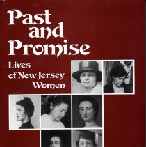 Image of Past and Promise: Lives of New Jersey Woman. - Book