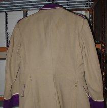 Image of jacket back