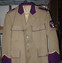 Image of jacket front