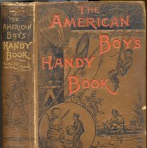 Image of The American Boys Handy Book. New Edition. - Book