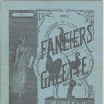 Image of Fanciers' Gazette Monthy. March 1883. Vol. II, No. 1. - Periodical