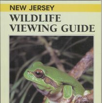 Image of New Jersey Wildlife Viewing Guide. - Book