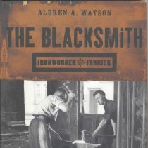 Image of The Blacksmith: Ironwork and Farrier. - Book
