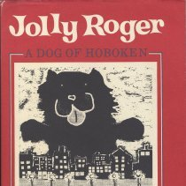 Image of Jolly Roger, a dog of Hoboken. - Book