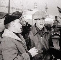 Image of Digital image from digital video disk of film On the Waterfront, original from 1953-1954. - Print, Photographic