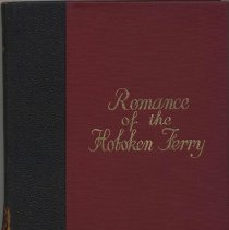 Image of Romance of the Hoboken Ferry. - Book