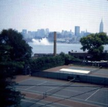 Image of Thirty-eight color slides of Operation Sail as seen from Hoboken, July 4, 1976. - Transparency, Slide