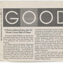 Image of attached clipping