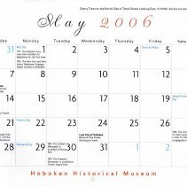 Image of May 2006 calendar