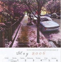 Image of May spread