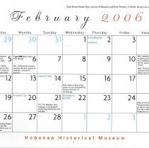 Image of Feb 2006 calendar