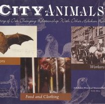 Image of City Animals: A History of Our Changing Relationship with Other Hoboken Residents. - Book