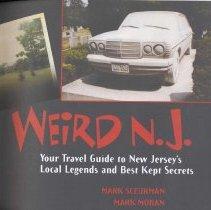 Image of Weird N.J. - Book
