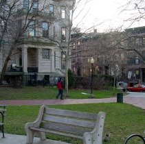 Image of Digital images, 3, of Elysian Park, Hoboken, Dec. 2003, Jan., 2004. - Print, Photographic